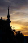 Sevillian sunset